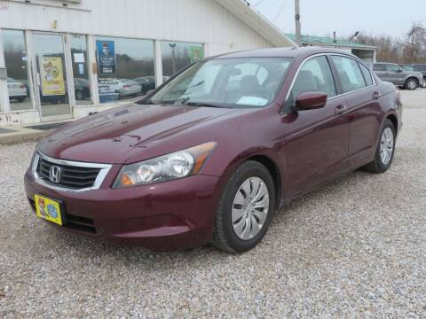 2010 Honda Accord for sale at Low Cost Cars in Circleville OH