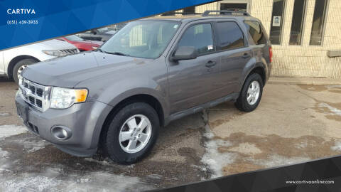 2012 Ford Escape for sale at CARTIVA in Stillwater MN