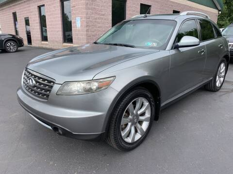 2007 Infiniti FX35 for sale at 924 Auto Corp in Sheppton PA