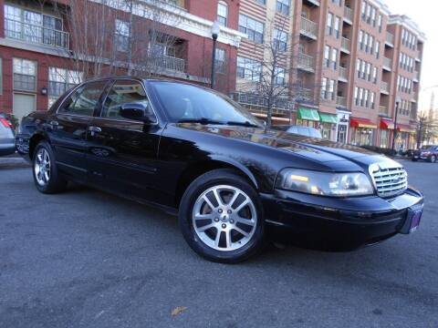 2011 Ford Crown Victoria for sale at H & R Auto in Arlington VA