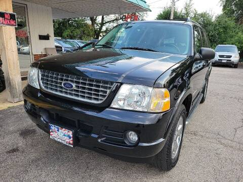 2005 Ford Explorer for sale at New Wheels in Glendale Heights IL