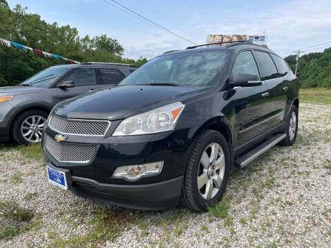 2012 Chevrolet Traverse for sale at Court House Cars, LLC in Chillicothe OH
