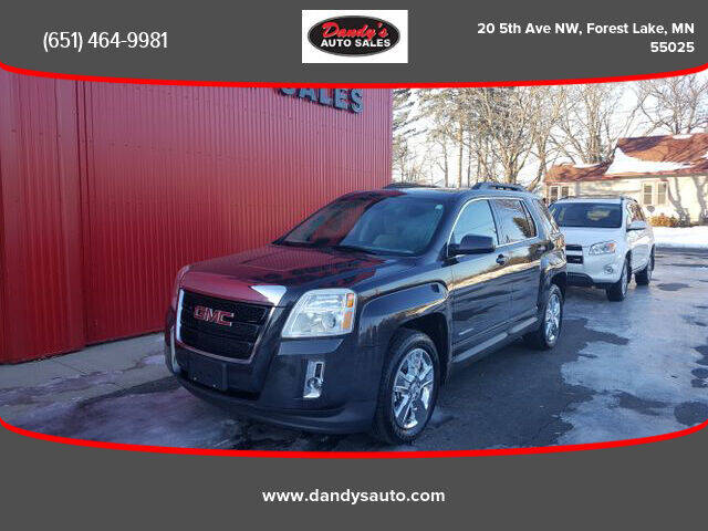 2015 GMC Terrain for sale at Dandy's Auto Sales in Forest Lake MN