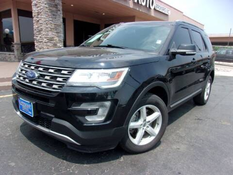 2017 Ford Explorer for sale at Lakeside Auto Brokers Inc. in Colorado Springs CO