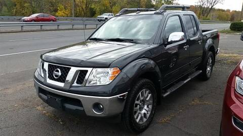 2012 Nissan Frontier for sale at Action Automotive Inc in Berlin CT