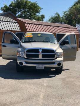2005 Dodge Ram for sale at Victory Auto Sales in Stockton CA