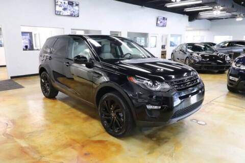 2017 Land Rover Discovery Sport for sale at RPT SALES & LEASING in Orlando FL