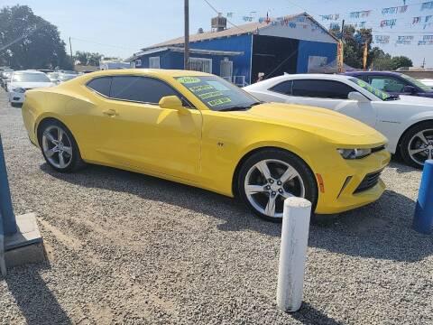 2018 Chevrolet Camaro for sale at La Playita Auto Sales Tulare in Tulare CA