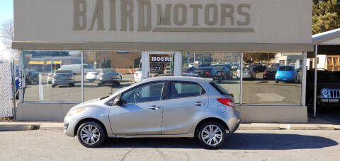 2011 Mazda MAZDA2 for sale at BAIRD MOTORS in Clearfield UT