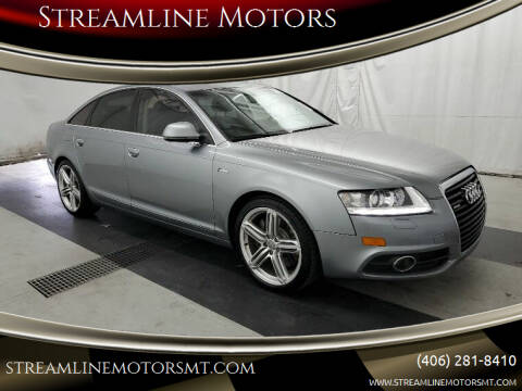 2011 Audi A6 for sale at Streamline Motors in Billings MT