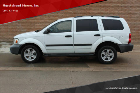 2008 Dodge Durango for sale at Harchelroad Motors, Inc. in Imperial NE