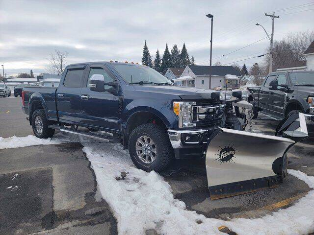 2017 Ford F-250 Super Duty for sale at Frenchie's Chevrolet and Selects in Massena NY