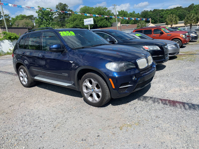 2011 BMW X5 for sale at Auto Mart - Dorchester in North Charleston SC