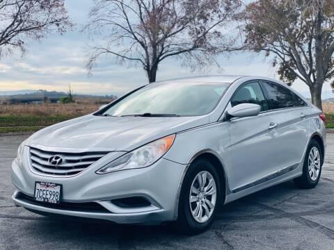 2012 Hyundai Sonata for sale at Silmi Auto Sales in Newark CA