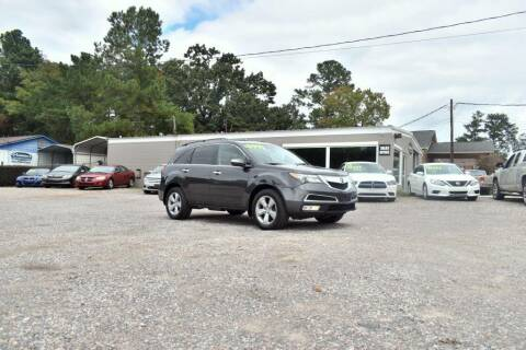 2010 Acura MDX for sale at Barrett Auto Sales in North Augusta SC