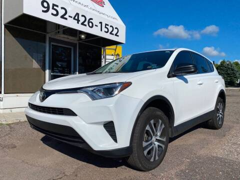 2018 Toyota RAV4 for sale at Mainstreet Motor Company in Hopkins MN