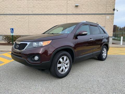 2012 Kia Sorento for sale at FAYAD AUTOMOTIVE GROUP in Pittsburgh PA