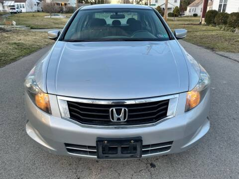 2008 Honda Accord for sale at Via Roma Auto Sales in Columbus OH