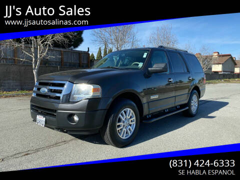 2007 Ford Expedition for sale at JJ's Auto Sales in Salinas CA
