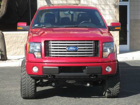 2014 Ford F-150 for sale at COPPER STATE MOTORSPORTS in Phoenix AZ