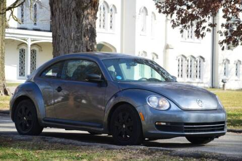 2012 Volkswagen Beetle for sale at Digital Auto in Lexington KY