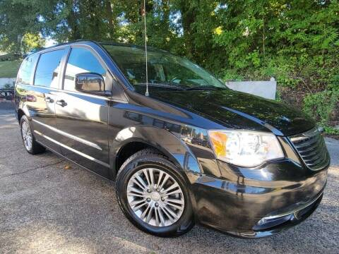2015 Chrysler Town and Country for sale at McAdenville Motors in Gastonia NC