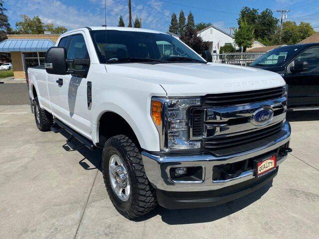2017 Ford F-250 Super Duty for sale at Quality Pre-Owned Vehicles in Roseville CA