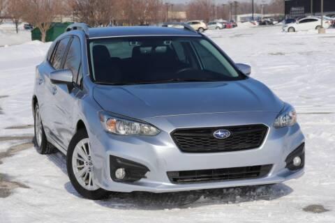 2018 Subaru Impreza for sale at Big O Auto LLC in Omaha NE