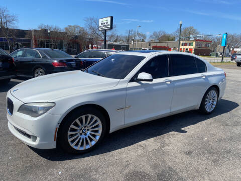 2010 BMW 7 Series for sale at BWK of Columbia in Columbia SC