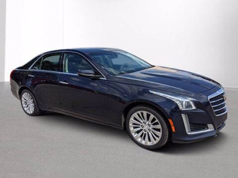 2015 Cadillac CTS for sale at Jimmys Car Deals at Feldman Chevrolet of Livonia in Livonia MI