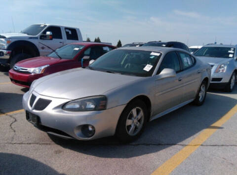 2007 Pontiac Grand Prix for sale at HW Used Car Sales LTD in Chicago IL
