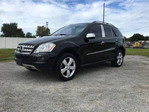 2009 Mercedes-Benz M-Class for sale at First Coast Auto Connection in Orange Park FL