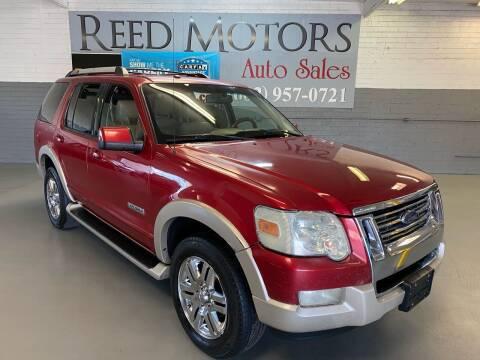 2006 Ford Explorer for sale at REED MOTORS LLC in Phoenix AZ