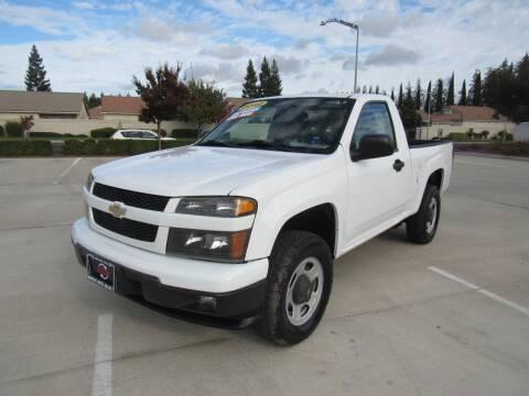 2012 Chevrolet Colorado for sale at Repeat Auto Sales Inc. in Manteca CA