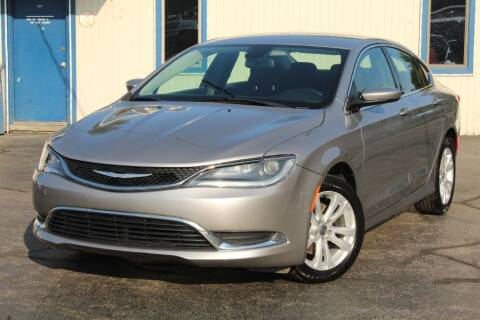 2017 Chrysler 200 for sale at Dynamics Auto Sale in Highland IN