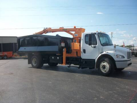 2015 Freightliner M2 Debris Truck for sale at Classics Truck and Equipment Sales in Cadiz KY