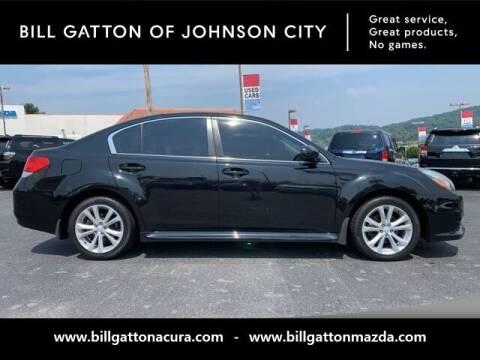 2013 Subaru Legacy for sale at Bill Gatton Used Cars - BILL GATTON ACURA MAZDA in Johnson City TN