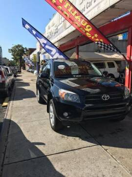 2008 Toyota RAV4 for sale at New 3 Way Auto Sales in Bronx NY
