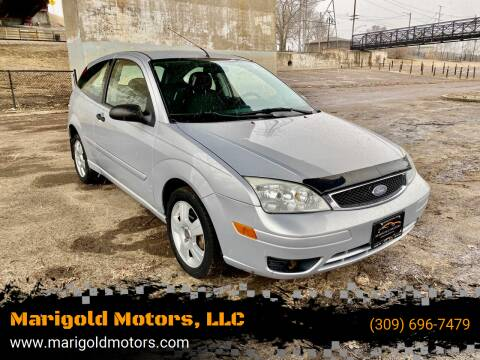 2007 Ford Focus for sale at Marigold Motors, LLC in Pekin IL