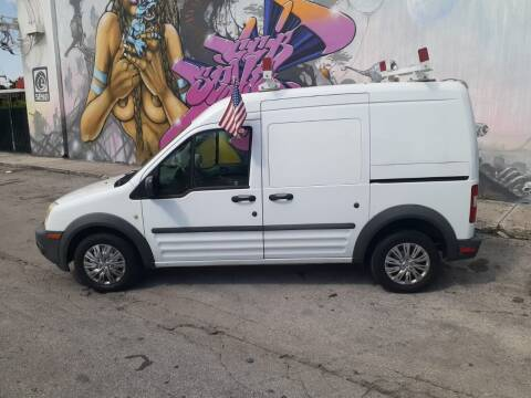 2013 Ford Transit Connect for sale at Rosa's Auto Sales in Miami FL