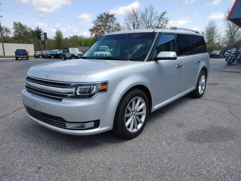 2015 Ford Flex for sale at Cruisin' Auto Sales in Madison IN