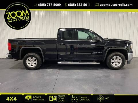 2017 GMC Sierra 1500 for sale at ZoomAutoCredit.com in Elba NY