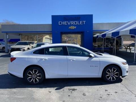 2021 Chevrolet Malibu for sale at Tim Short Auto Mall in Corbin KY
