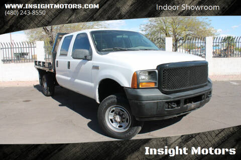 2007 Ford F-250 Super Duty for sale at Insight Motors in Tempe AZ