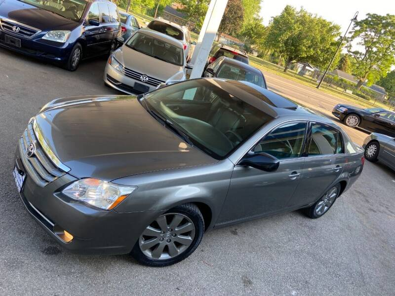 2007 Toyota Avalon for sale at Car Stone LLC in Berkeley IL