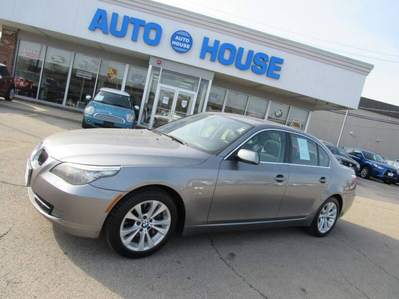 2010 BMW 5 Series for sale at Auto House Motors in Downers Grove IL