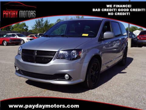 2019 Dodge Grand Caravan for sale at Payday Motors in Wichita KS