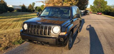 2009 Jeep Patriot for sale at Luxury Cars Xchange in Lockport IL