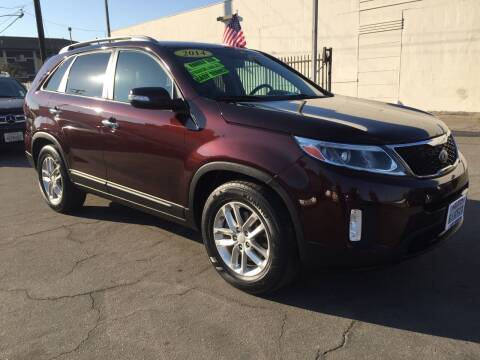 2014 Kia Sorento for sale at Oxnard Auto Brokers in Oxnard CA