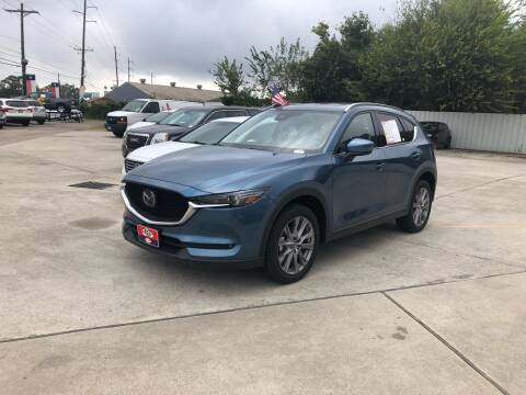 2019 Mazda CX-5 for sale at FREDY CARS FOR LESS in Houston TX